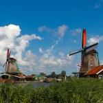Windmills of Holland — Stock Photo #53435899
