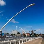 Windmills of Holland — Stock Photo #53435945