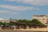Army Museum at Les Invalides. Paris. — Stock Photo