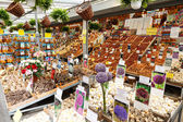 Amsterdam flower market. — Stock Photo