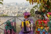 France. Paris. Montmartre. — Stock Photo