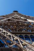 Paris. Eiffel Tower. — Stock Photo
