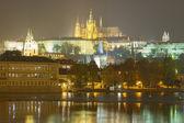 View of Prague Castle. Czech Republic. — Stock Photo