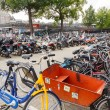 Bicycle parking in Amsterdam. — Stock Photo #59974707