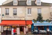 Paris. Montmartre. — Stock Photo