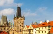 Prag. — Stockfoto