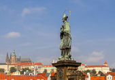 Prague. Charles Bridge. — Stock Photo