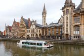 Belgium. Gent. — Stock Photo