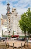 Amsterdam. Homomonument. — Stock Photo