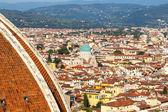Флоренция. кафедральный собор. — Стоковое фото