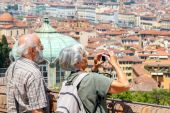 Florence. Fort Belvedere. — Stock Photo