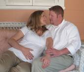 Expectant Couple — Stock Photo