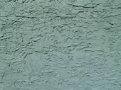 Green Stucco Wall — Stock Photo