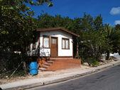 Home in Antigua Barbuda — Stock Photo