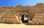 Hippodrome Entrance in Caesarea Maritima National Park — Stock Photo