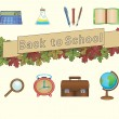 Back to School — Stock Vector #54277061