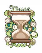 Time 2 — Stock Vector