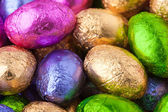 Chocolate Mini eggs — Stok fotoğraf