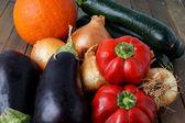 Fall vegetable — Stock Photo