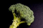 Healthy Green Organic Broccoli — Stock Photo
