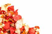 Crispy Root Vegetable chips — Stock Photo