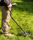 Metal Detector — Stock Photo