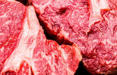 Raw Beef Meat — Stock Photo