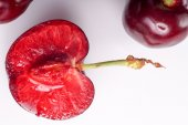 Red Cherry, Cherries — Stock Photo