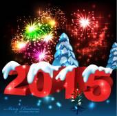Happy New Year — 图库矢量图片