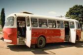 Old bus retro style2 — Stock Photo