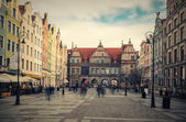Gdansk Green Gate — Stock Photo