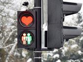Lights of love — Stockfoto