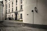 Riga street — Stock Photo