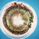 Grudziadz sphere — Stock Photo #67919495