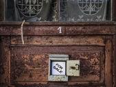 Old door  4 — Stock Photo