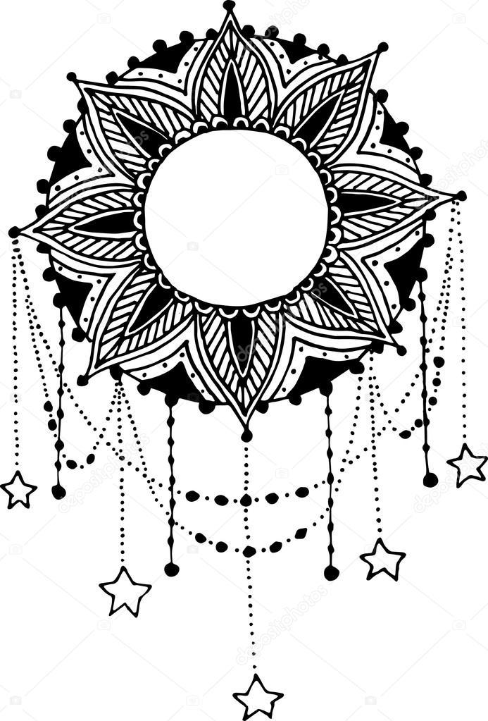 Half Sun Svg - 0425