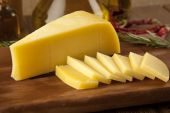 Cheddar cheese concept photo — Stock Photo