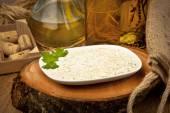 Haydari Turkish Appetizer — Stock Photo