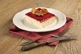 Turkish Traditional Trilece Dairy Dessert Cake — ストック写真