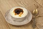 Turkish traditional dairy dessert ( sutlac ) rice pudding — Stock Photo