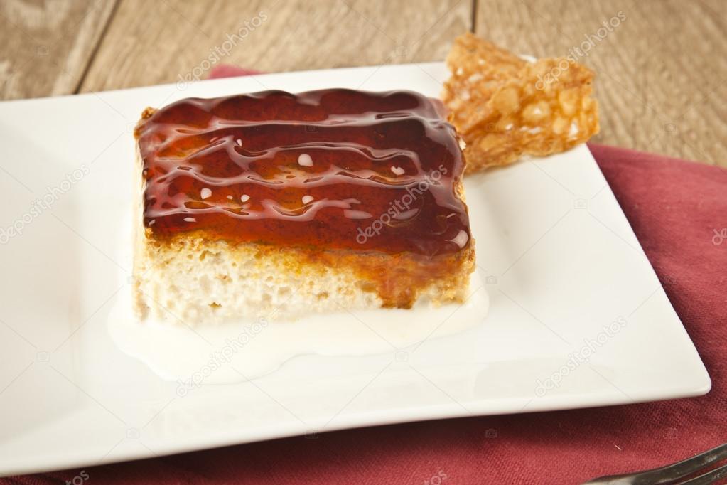 Турецкий торт фото