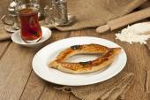 Turkish Pastry Catal — Stock Photo
