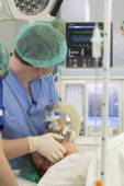 Anesthesiologist — Stock Photo