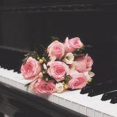 Beautiful pink bouquet  — Stock Photo