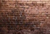 Bricks grunge wall — Stock Photo