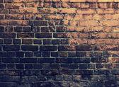 Grunge bricks wall — Stock Photo