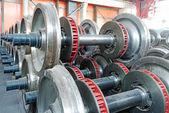 Schwerindustrie-fabrik — Stockfoto