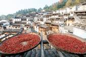 Wuyuan village in China — Stock Photo