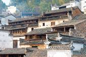 Wuyuan village in China — Stock Photo