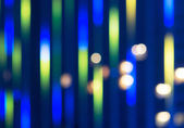 Christmas blurred lights background — Stock Photo